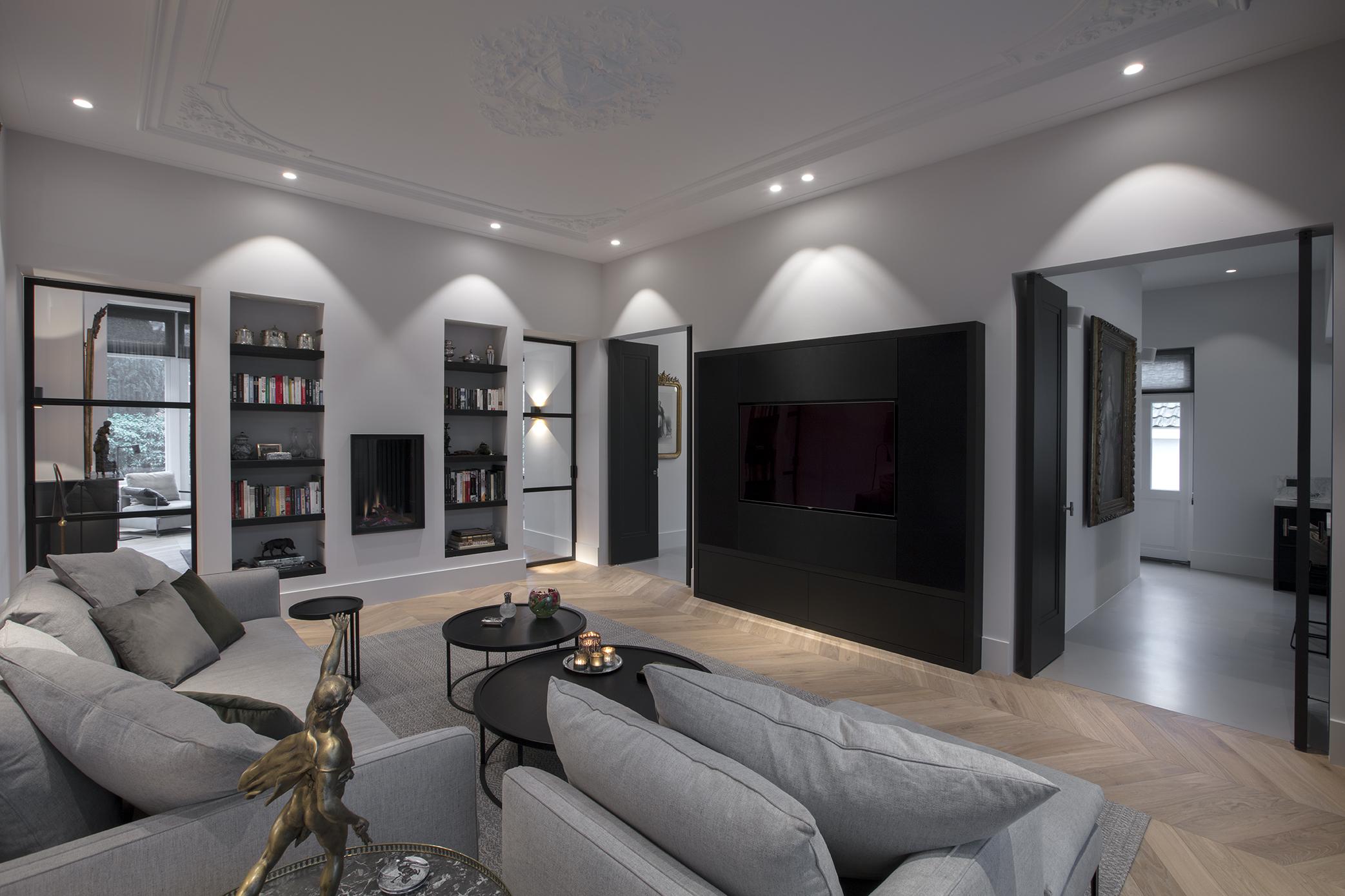 Droomvilla hilversum u interieurfotograaf fotograaf michael van